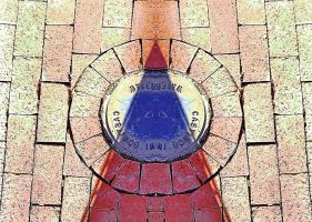 Man Hole Cover by mudyfrog