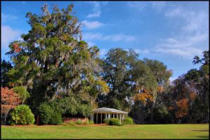 Maclay Gardens, HDR by mycarisfaster
