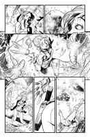 Guardians of infinity issue 08 page 10 by Azulmelocoton