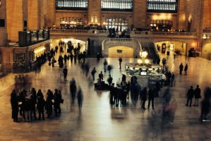 Grand Central Terminal - NYC by kyriakides