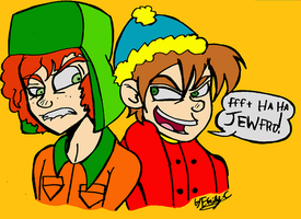 SP- Shut Up Cartman- by Freakly-Show