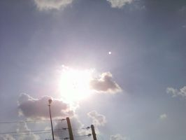 sky and sun 5 by fgnight