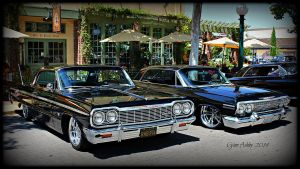 Trio Of Impala's by StallionDesigns