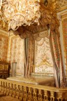 Versailles Bed by AmethystDreams1987