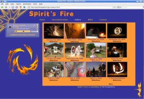 WD: Spirits' Fire Gatherings by Catwoman69y2k