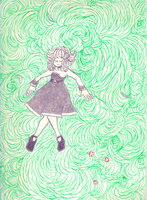 I See Trees Of Green by Jocelynshi