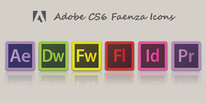 Adobe CS6 Faenza Icons by wheell33
