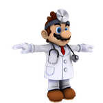 Dr Mario Model rip by Luigimariogmod