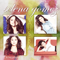 Selena Gomez Photopack (55) by Nialllovee