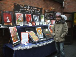 Jolly Brewer Xmas Market 2011 by danevilparker