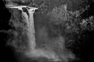 Snoqualmie Falls by jeruley
