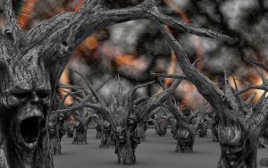 Forrest of the damned (Geeee) by Ingostan