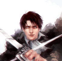 Levi practice by omurizer