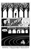 Hallowhaus Issue 1 - Page 7 by thezombified