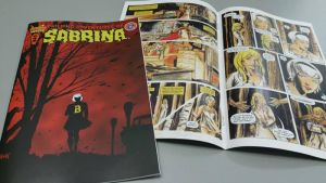 Sabrina #2 is COMING! by RobertHack