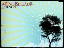 My new Homepage Layout by KingIsDead