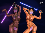 Force and Destiny: Dancing in the Dark by Maelora69