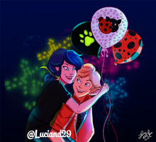 Miraculous Ladybug GIF by Luciand29