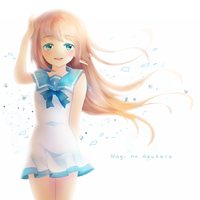 Manaka - Nagi no Asukara by Rainry