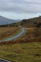 Road to Brecon by Criee