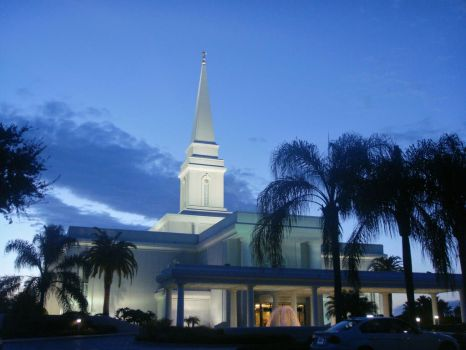 Orlando Temple by RebeKahsOwnPlace