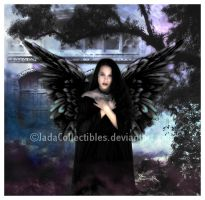 Promissory Angel by JadaCollectibles