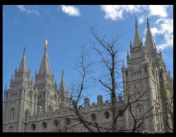 SLC Temple Majesty by DHolden