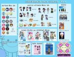 Katalog Comifuro 4 by 15DEATH