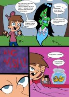Timmantha comic page 1 by toongrowner