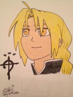 Team Edward! ...Elric! by ItsLandOfOOOTime