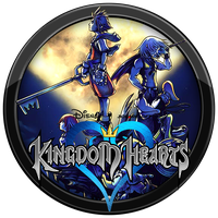 Kingdom Hearts Icon by andonovmarko