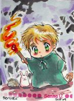 Hetalia Chibi UK by Sanna-U