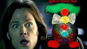 Sam's Worst Fear Supernatural Bottle FOR SALE by TheGemsProduction