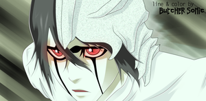 Bleach 341 p06 Ulquiorra Schiffer by ButcherSonic