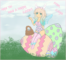 Happy Easter by PosionWithin