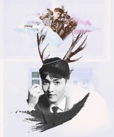 graphic/yixing by flybabeee
