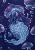 JellyMuse by SimonSoys