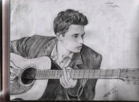 John Mayer by Anday