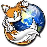 Tails Firefox Icon by RushFreak2