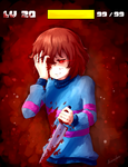 Frisk Genocide by Neofox67