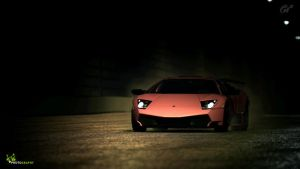 Lambo SV in Stage Route 7 2 by 1R3bor