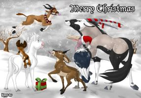 Merry Christmas 2005 by stuffed