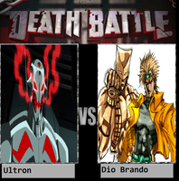 Ultron From Marvel Vs Dio Brando by newsuperdannyzx