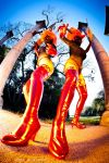 Fire Fighters by CosplayCousins