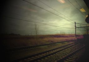 On the Tracks by SarArt16