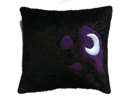 nightmare moon [2] pillow by SztukaPopelniona