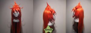 Wig Commission - Lina by kyos-girl