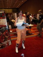 CTCon 2011: Chell 2 by TEi-Has-Pants