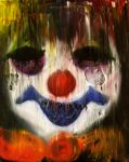 lisa the clown by vicariouslysecluded