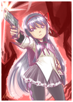 Its Homura, B*tch by BlossomPPG